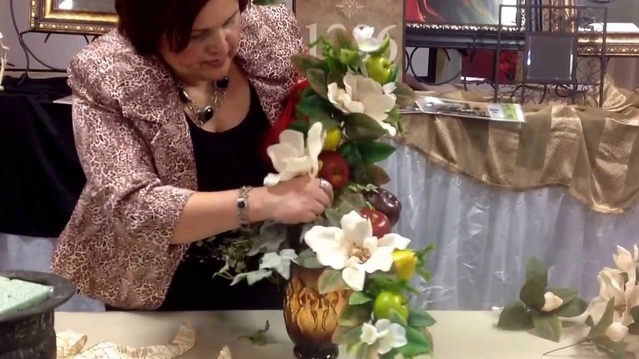Arreglos florales 1 celebrating home y home interiors mary murguia youtube Celebrating home home interiors