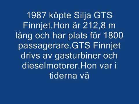 OLD GTS Finnjet departure Tallinn announcement
