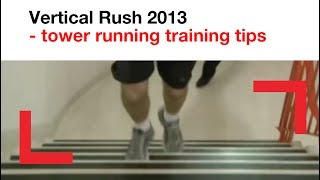 Vertical Rush - Tower-running training | challenge | Shelter