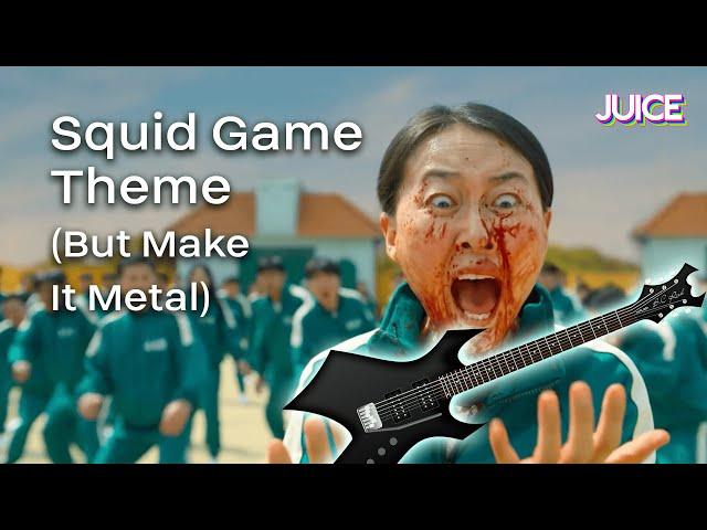 Squid Game Theme But Make It Metal