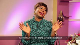 UdaOgene S1 EP5 KALU IKEAGU the all-round Nollywood fine boy is in doing studio today