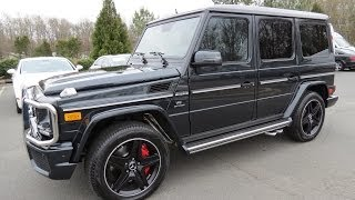 2014 Mercedes-Benz G63 AMG Start Up, Exhaust, and In Depth Review(Visit the all new 2014 Saabkyle04 website for exclusive content and FAQs! http://www.saabkyle04.com/ Hello and welcome to Saabkyle04! YouTube's largest ..., 2014-02-05T13:41:19.000Z)