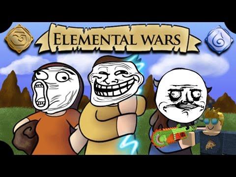 Download Jogando Roblox/Com Meu Primo/Elemental Wars