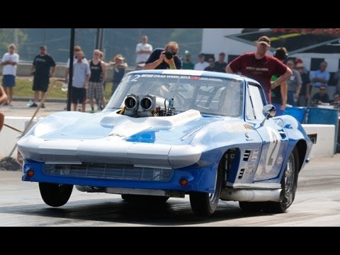 Drag Week 2013: Unlimited Racer Dave Schroder on Day 1