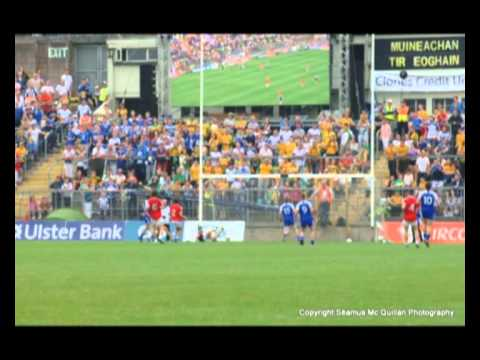 Ulster Minor Final 2013 - Sean Mc Caffreys Commentary