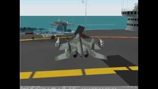 Baba's Turkey surprise. Surprise! (mission 1) - Su-27 Flanker 2.5