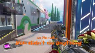 I Hit!!! - Interdiction jump shot