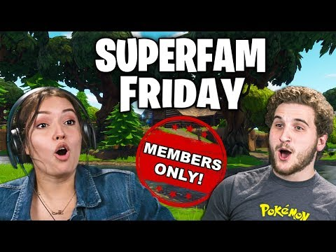 It's Time to Even the Fornite Score!   SuperFam Friday