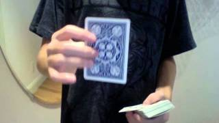 Flip Over First/Second Card Tutorial