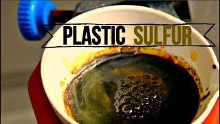 The SCIENCE Behind Plastic Sulfur