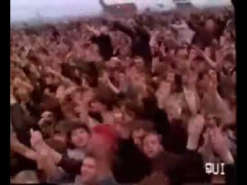 Metallica - Enter Sandman (Live In Moscow 1991)
