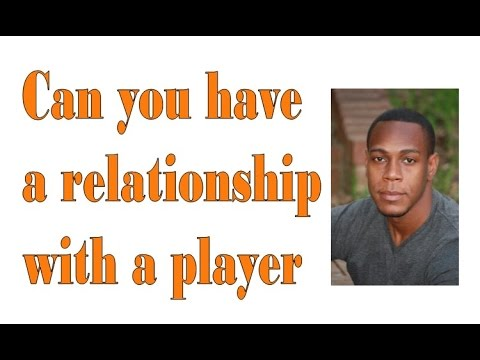 Define a player in a relationship