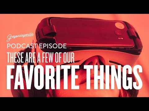 Episode 43: These Are A Few Of Our Favorite Things From 2016