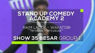 Download Lagu Raim Laode - Terobos Mercusuar (SUCA 2 - 35 Besar Group 1)