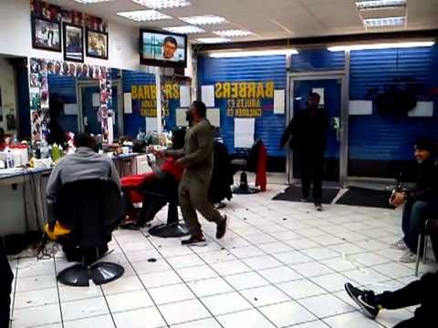 Rick'S Barber Shop >> Haha Tv Have Fun Barber Shop Slick Rick Youtube