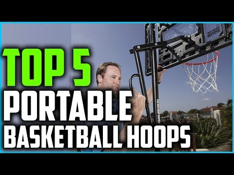Top 5 Best Portable Basketball Hoops In 2019