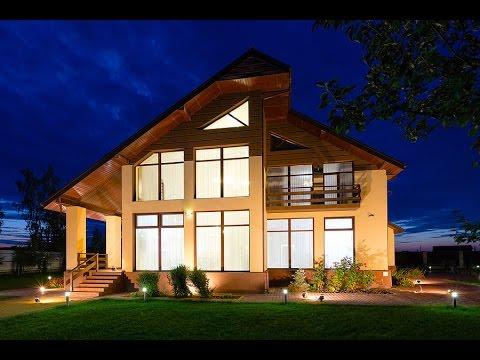 2-эт дом в с. Романков с потрясающим дизайном интерьера