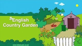Kidzone English Country Garden