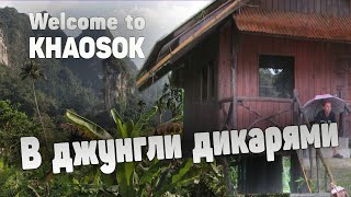 Пхукет. В Као Сок своим ходом. Khao Sok National Park. Таиланд