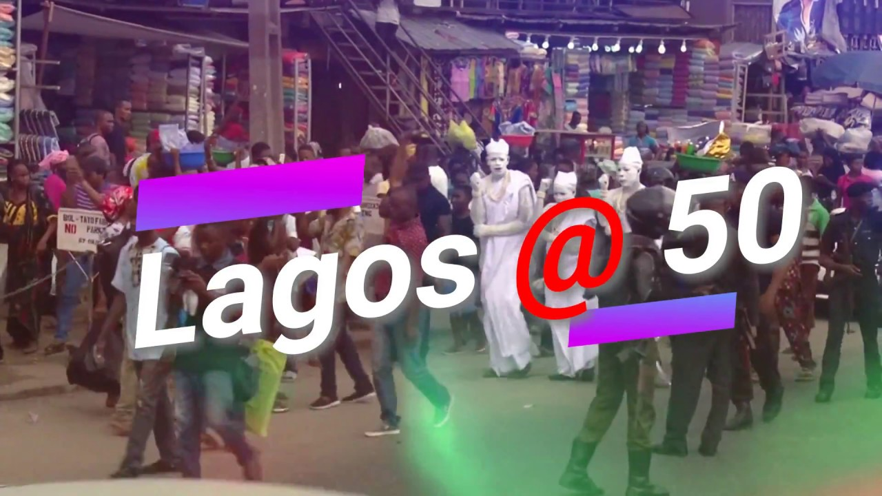 Download LAGOS @ 50 HIGHLIGHTS