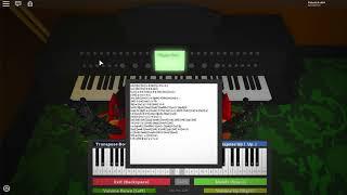 Naruto - Sadness and Sorrow | ROBLOX Virtual Piano