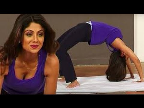 Shilpa Shetty's HOT Yoga | For Complete Fitness for Mind, Body and Soul | International Yoga Day