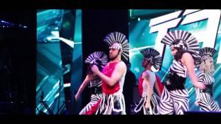 Шоу-балет Rush-style на ТНТ.