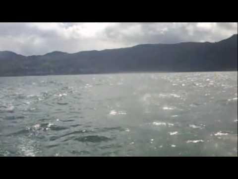 Sailing in Penmaenmawr