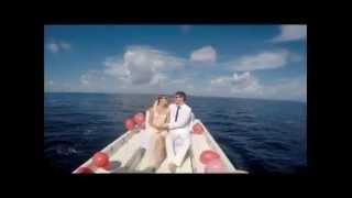 Under water wedding 수중 웨딩 scubaspa