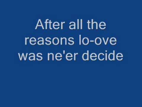 Earth, Wind and Fire - Reasons lyrics