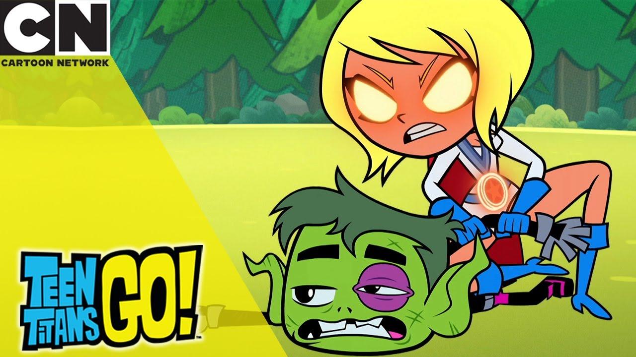 Download Teen Titans Go! | Participation Medals | Cartoon Network UK 🇬🇧