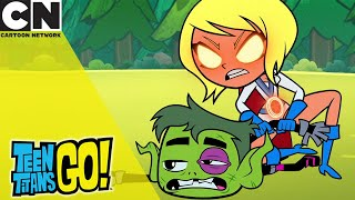 Teen Titans Go! | Participation Medals | Cartoon Network UK