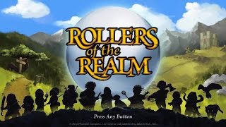 Rollers of the Realm - 50 Minute Playthrough [PS Vita]
