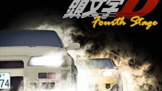 InitialD Back on The Rocks/MEGA NRG MAN