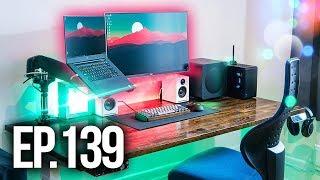 Room Tour Project 139 - LAPTOP Setup Edition!