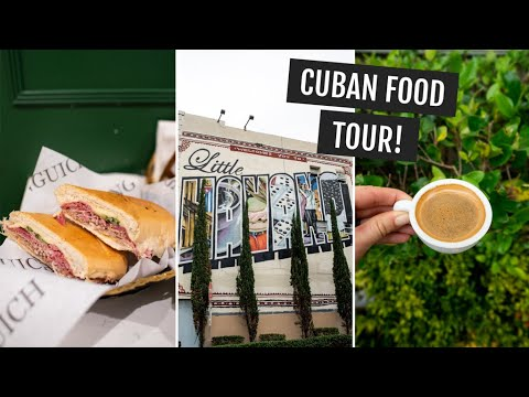 Little Havana Cuban Food Tour | Miami, Florida
