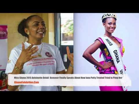 Antoinette Delali Kemavor - Miss Ghana controversy