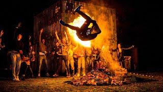 Смотреть клип Ran-D & Leprince - Fight Fire With Fire