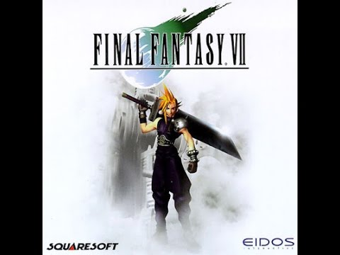 สอนโหลดเกมส์ Final Fantasy VII