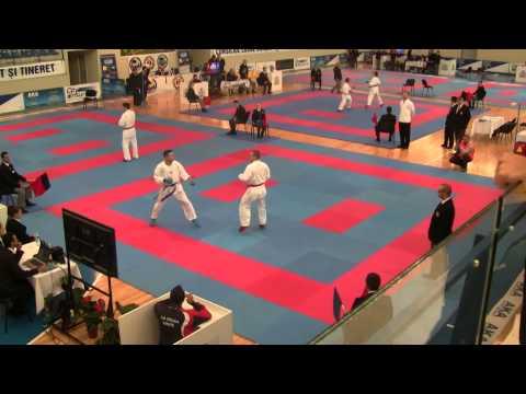 Jurjescu Ion Karate Best Moments