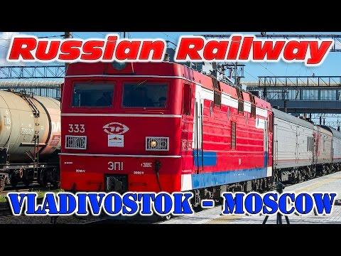 Moscow - Vladivostok