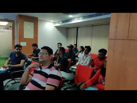 Ampliz #Beingsupercharged Event Meetup About Mobile Marketing By Sam Mathew