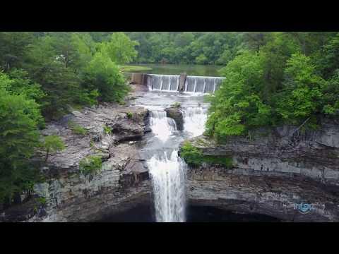 Desoto Falls, Fort Payne, Alabama