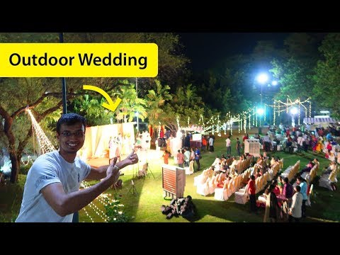 SPP Gardens | Finest Outdoor Wedding In Chennai?