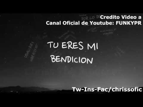 Eres Mi Bendición (Funky featuring Alex Zurdo)  Instrumental By @Chrissofic (Pista-Karaoke).