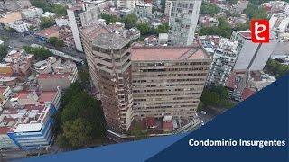 Condominio Insurgentes (en el abandono) CDMX | www.edemx.com