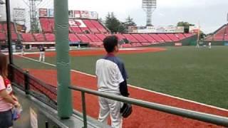 西武 工藤公康 キャッチボール2 thumbnail