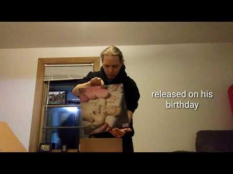 Unboxing Lil Peep COWYS p1 and p2 Double Vinyl Album