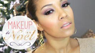 ♡TUTORIEL: Maquillage de Fêtes N°2 (pour nouvel an, Noël, soirées) Thumbnail