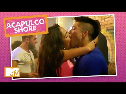 Mane e Jawy se beijam pela PRIMEIRA VEZ!   MTV Acapulco Shore T1 indir